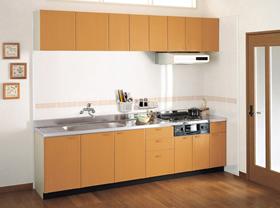 システムキッチンガイド タカラスタンダード 木製キッチンA型