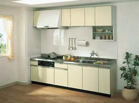 システムキッチンガイド タカラスタンダード 木製キッチンP型