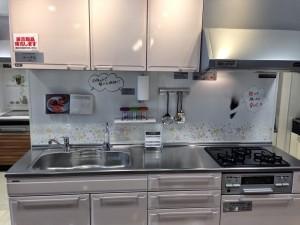 タカラスタンダードのキッチンでのマグネット小物